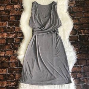 Athleta Adriana Dress Style# 964418 Shirred Wrap